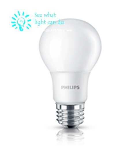 bong bulb philips 7w 1 congtyanhsang.com