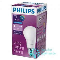 bong bulb philips 7w congtyanhsang.com