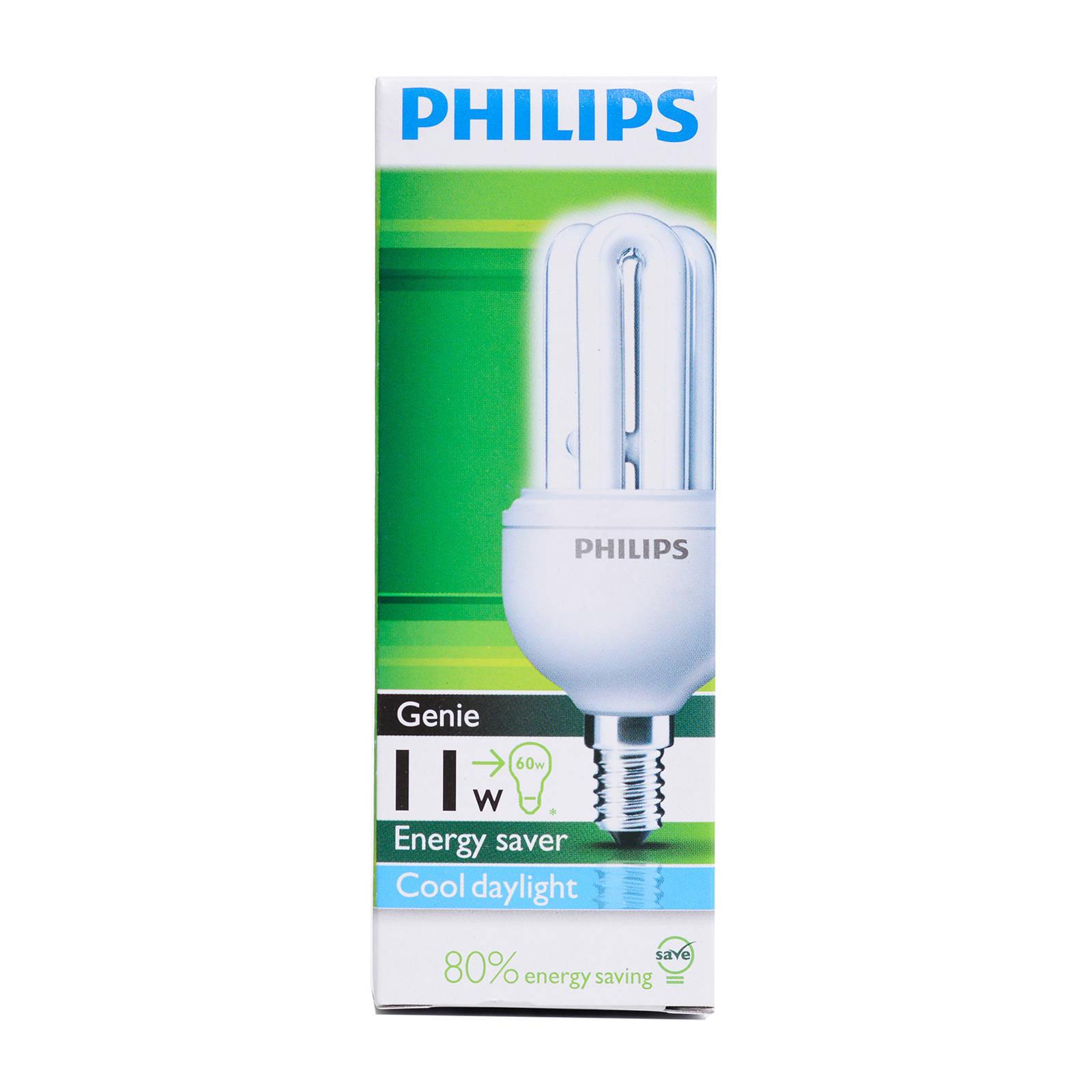 Bong compact Philips 11W
