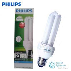 Bong compact Philips 23W