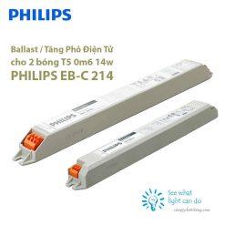 philips eb-c 214