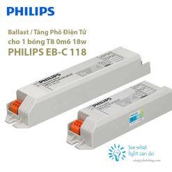 philips eb-c 118