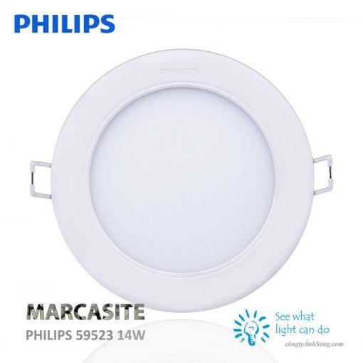 Den am tran PHILIPS 59523 14W 1www.congtyanhsang.com