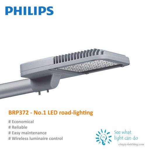 Den duong LED PHILIPS BRP372 140W