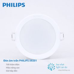 Den am tran PHILIPS 59201 5.5W www.congtyanhsang.com