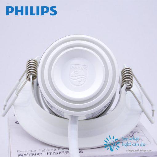 den spotlight PHILIPS 59776 7w (2) www.congtyanhsang.com