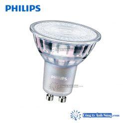 Bong den LED spot PHILIPS 5W GU10 www.congtyanhsang.com