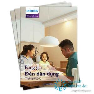 Catalogue PHILIPS dan dung 2021-07 www.congtyanhsang.com